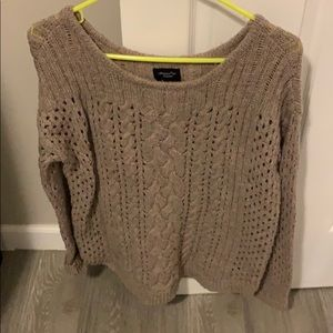 Oversized comfy sweater (worn once)
